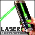 Laser Pointer App - SIMULATED APK icon