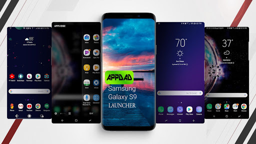 S9 launcher , Samsung Galaxy S9 Icon pack APK : Download v6