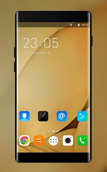 Theme for Lenovo K8 Plus HD: Gold Wallpaper APK : Download v1 0 2
