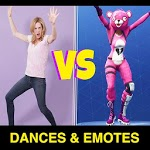 Battle Royale Dances and Emotes. APK