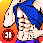 Abs Workout - 30 Day Ab Challenge APK icon