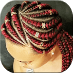 Braid Hairstyles - African Hair Braids APK icon