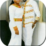 African Couple Outfits - African Dresses APK icon