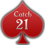 Catch 21 Blackjack Solitaire APK icon