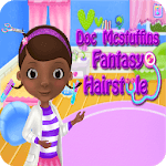 Fantasy Hairstyle, dress up fashion games for girl APK icon