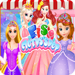 Elsas cloths shop - Dress up games for girls APK icon