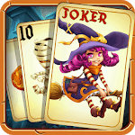 Solitaire Story: Monster Magic Mania APK icon