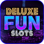 Deluxe Fun Slots - Free Slots Machines APK icon