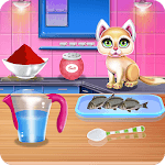 Kitty Ballerina Care and Dressup APK icon