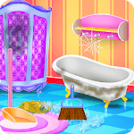 Doll House Cleaning Decoration APK icon