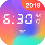 Fun Alarm Clock -Music, Bedside, Timers, Stopwatch APK icon