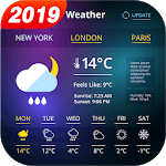 Weather Forecast For 2019 - Weather Map Pro APK icon