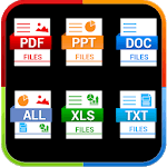 All Documents Reader And Documents Viewer APK icon
