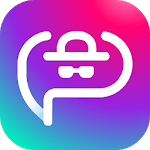 stranger chat, anonymous chat no login :Blindmatch APK icon