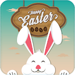 Happy Easter Stickers APK icon