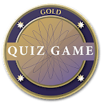 Gold Quiz Game 2019 - Very interesting questions APK icon