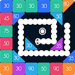 Snake Bricks Breaker APK icon