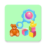 Baby Rattle and Animals Touch (No Ads) APK