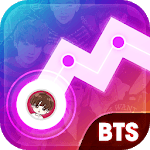 Kpop Dancing Songs - Music BTS Dance Line APK icon