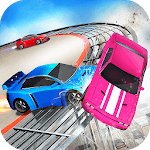 Car bumper.io - Roof Battle APK icon