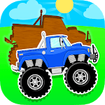 Baby Car Puzzles for Kids Free APK icon