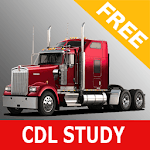 CDL Study - CDL Practice Test 2019 Edition APK icon