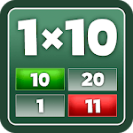 Multiplication tables for kids free - math game APK icon