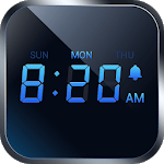 My Clock-bedside clock,timer,space world theme APK icon