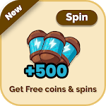 Spins Master and Coins – Spins Coins Daily Updated APK icon