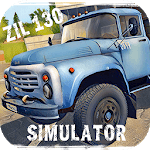 Russian Car Driver  ZIL 130 APK icon
