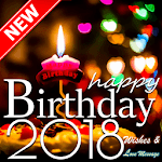Happy Birthday Wishes & Messages APK icon