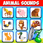 Animal sounds for baby APK