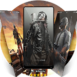 Cool Player's Battlegrounds Game Wallpapers HD APK icon