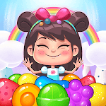 New Sweet Candy Pop: Puzzle World APK icon