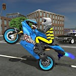 Sports bike simulator Drift 3D APK