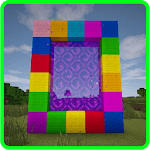 Portal Teletransport Minecraft Ideas APK
