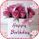 Birthday Gift Flowers APK icon