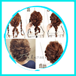 Curly Hair Step by Step APK