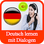 german to french  With dialogues A1 A2 B1 B2 APK