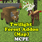 Twilight Forest Addon (Map) for MCPE APK icon