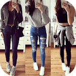 Fashion Outfits For Girls APK icon