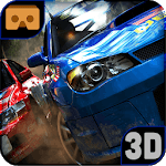 VR Racing Fever 3D : Highway Traffic Dodge Race 3 APK icon