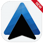 New Android Auto Voice Commands GPS Maps Media Tip APK icon