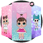 🌟 Cute Lol Doll Wallpapers HD APK