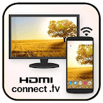 HDMI CONNECTOR PHONE CONNECT TO TV APK