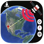 Live Earth Map : Street View, Satellite View 2019 APK icon