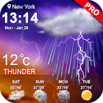 Local Weather Channel Weather Forecast Weather Map APK icon