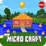 Micro Craft 2: Building and Crafting APK
