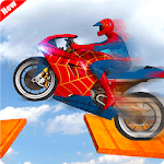 Spiderman Bike Racing Stunt Master APK