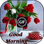 Good Morning Gif APK icon